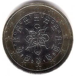 Portugal. 2015. 1 Euro (SC)