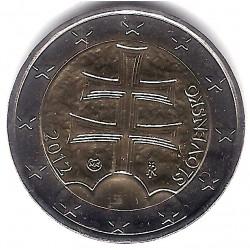 Eslovaquia. 2012. 2 Euro (SC)