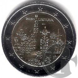 Lituania. 2020. 2 Euro (SC)