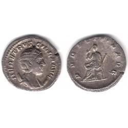 Etruscilla. 249-251 d.C. Denario (MBC) (Plata)
