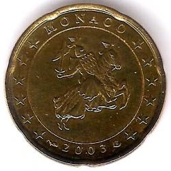 Mónaco. 2003. 20 Cents (SC)