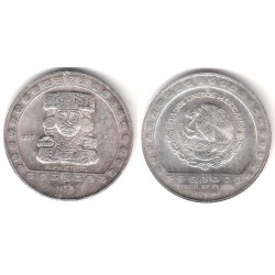 Estados Unidos Mexicanos. 1993. 5 Pesos (SC) (Plata)