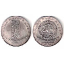 Estados Unidos Mexicanos. 1998. 5 Pesos (SC) (Plata)