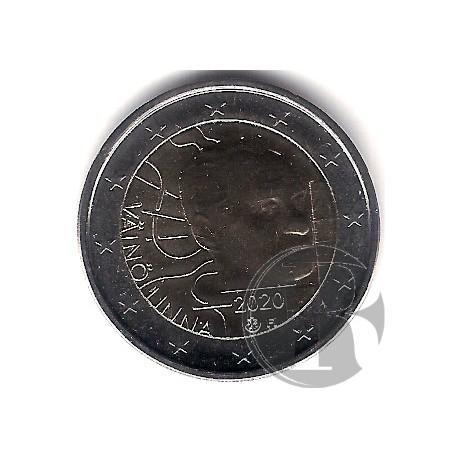 Finlandia. 2020. 2 Euro (SC)