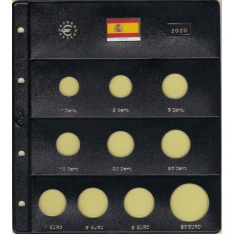 Hoja para 10 Alojamientos (España-2020)