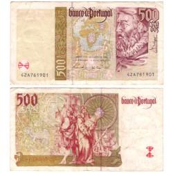 (187a) Portugal. 1997. 500 Escudos (MBC-)