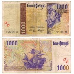 (188b) Portugal. 1996. 1000 Escudos (BC)
