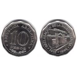 (62) Argentina. 1966. 10 Pesos (SC)