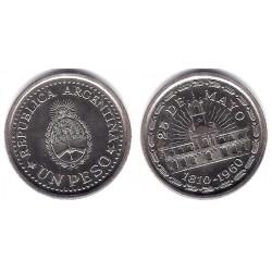 (58) Argentina. 1960. 1 Peso (SC)