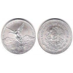 Estados Unidos Mexicanos. 2020. 1/4 Onza (SC) (Plata)