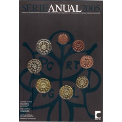 Portugal. 2005. Serie Completa (SC)