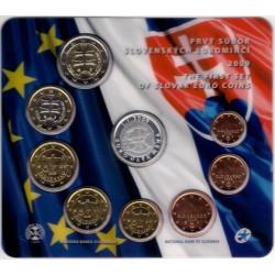 Eslovaquia. 2009. Cartera Oficial (SC)