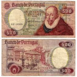(177) Portugal. 1979. 500 Escudos (BC)