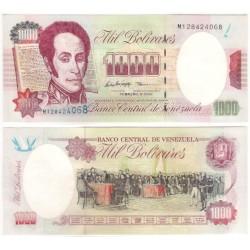 (76c) Venezuela. 1998. 1000 Bolivares (SC)