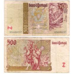 (187c) Portugal. 2000. 500 Escudos (BC)
