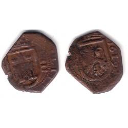Felipe III. 1619. 8 Maravedi (BC) Ceca de Segovia