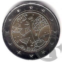 Malta. 2020. 2 Euro (SC)