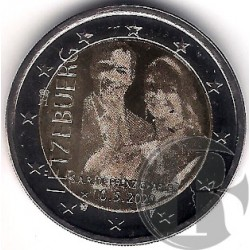 Luxemburgo. 2020. 2 Euro (SC) Diseño GRAVADO