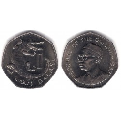 (29) Gambia. 1987. 1 Dalasi (SC)