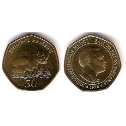 (33) Tanzania. 1996. 50 Shilingi (SC)