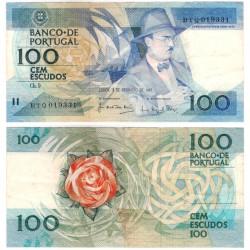 (179b) Portugal. 1987. 100 Escudos (MBC)