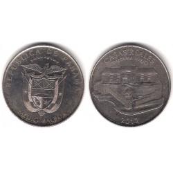 Panamá. 2012. ½ Balboa (MBC)
