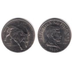 (243.1) Filipinas. 1985. 1 Piso (SC)