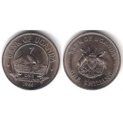 (5) Uganda. 1966. 1 Shilling (SC)