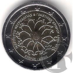 Chipre. 2020. 2 Euro (SC)