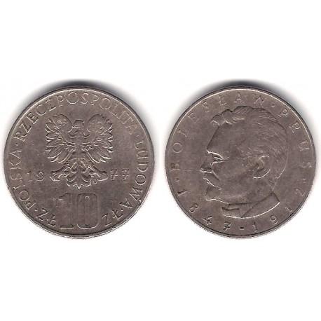 (Y73) Polonia. 1977. 10 Zlotych (MBC)
