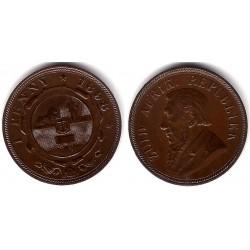 (2) Sudáfrica. 1898. 1 Penny (EBC-)
