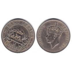 (31) Africa Oriental. 1950. 1 Shilling (MBC)