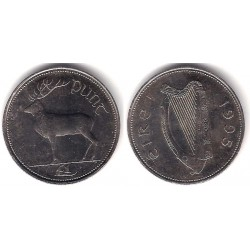 (27) Irlanda. 1995. 1 Pound (EBC-)