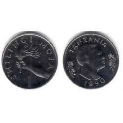 (11) Tanzania. 1990. 1 Shilingi (SC)