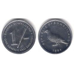(1) Somalilandia. 1994. 1 Shilling (EBC+)