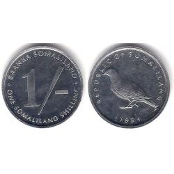 (1) Somalilandia. 1994. 1 Shilling (MBC+)