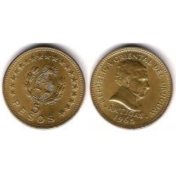 (47) Uruguay. 1965. 5 Pesos (SC)