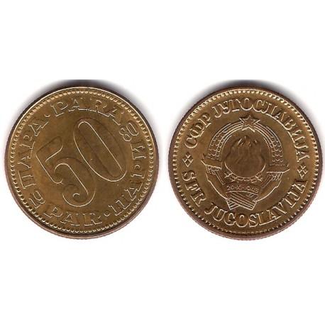 (46.2) Yugoslavia. 1980. 50 Para (MBC)