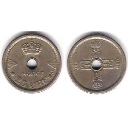 (384) Noruega. 1947. 25 Ore (MBC)