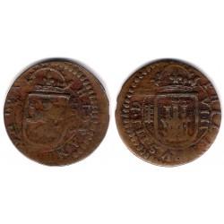 Felipe III. 1605. 8 Maravedi (MBC-) Ceca de Segovia