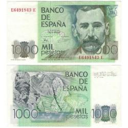 España. 1979. 1000 Pesetas (EBC) Serie E
