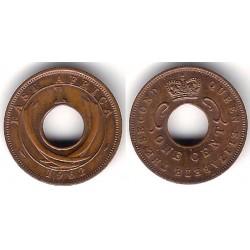 (35) Africa Oriental. 1962. 1 Cent (EBC)