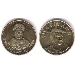 (45) Suazilandia. 1998. 1 Lilangeli (SC)
