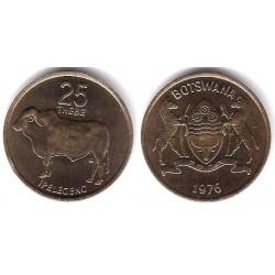 (6) Botswana. 1976. 25 Thebe (SC)
