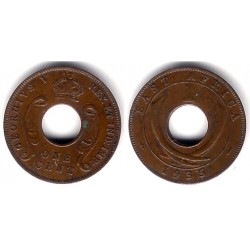 (22) Africa Oriental. 1935. 1 Cent (EBC)