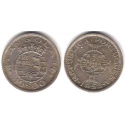 (73) Angola. 1952. 10 Escudos (EBC)