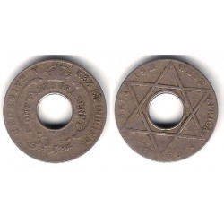 (7) África del Oeste Británica. 1923. 1/10 Penny (BC-)