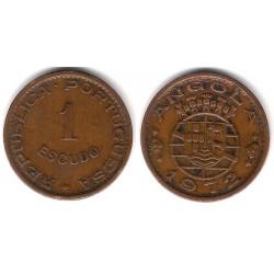 (76) Angola. 1972. 1 Escudo (MBC+)