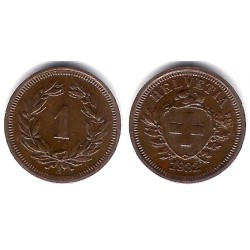 (3.2) Suiza. 1932(B). 1 Rappen (SC)