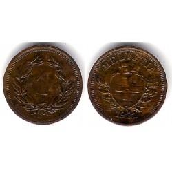(3.2) Suiza. 1931(B). 1 Rappen (SC)